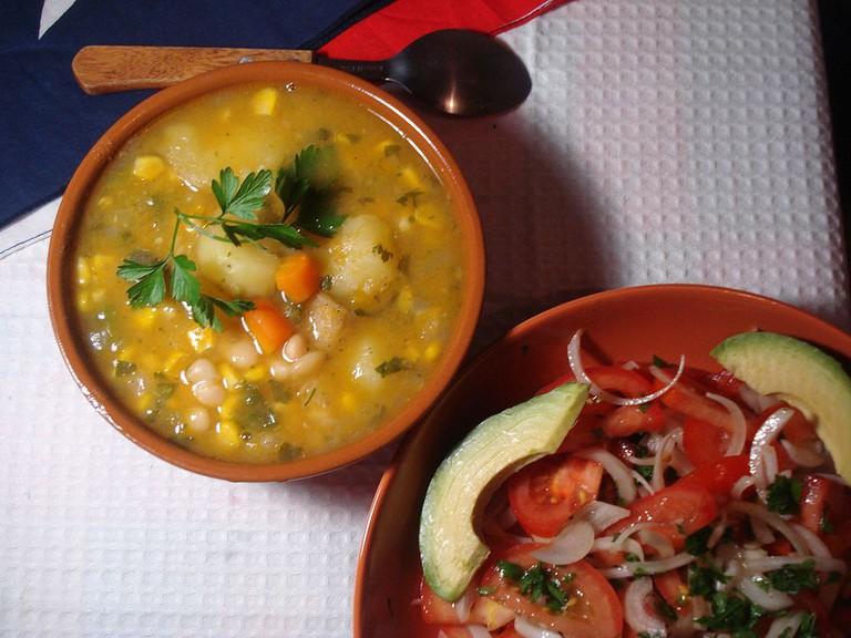 Chilean food |© Florencia Mühlhausen Macchiavello/WikiCommons