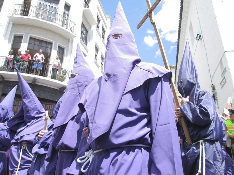 Procession of the Penitents | © Rick Segreda