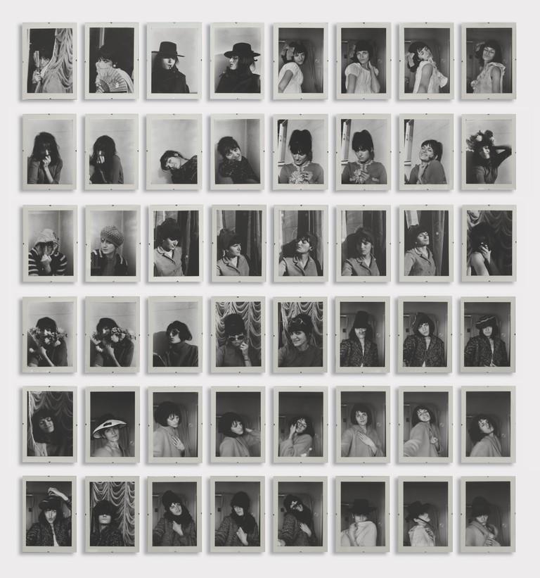Renate Bertlmann, Verwandlungen (Transformations), 1969