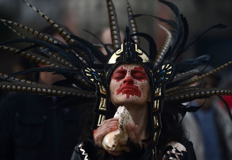 Mayan ritual I