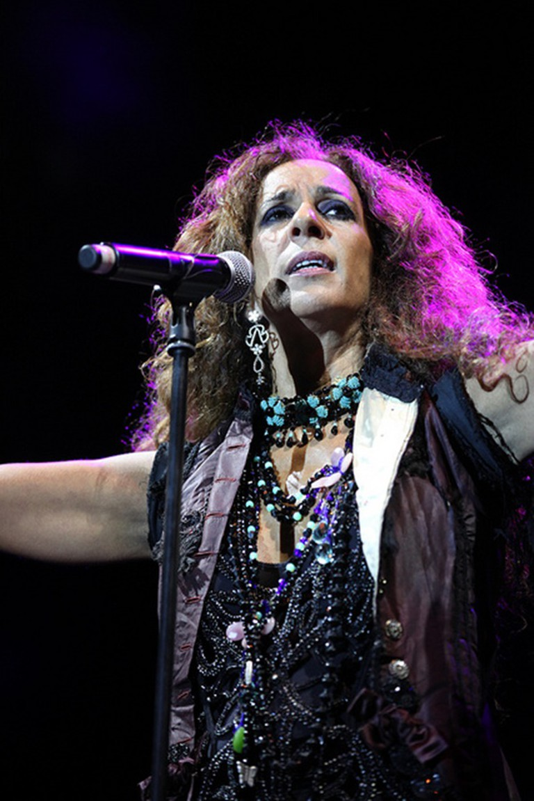 Rosario in concert