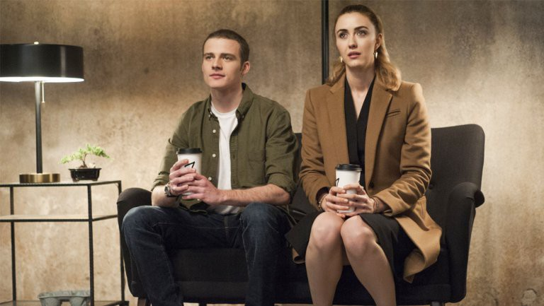 Sam (Ben Rosenfield) and Tracey (Madeline Zima) | © Suzanne Tenner/Showtime