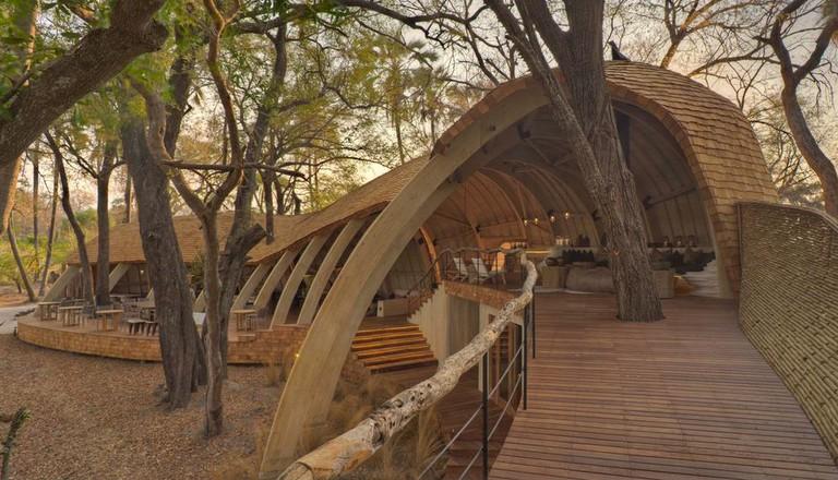 Sandibe Okavango Safari Lodge, Botswana | © &Beyond