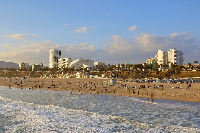 Santa Monica | © Pedro Szekely / Flickr