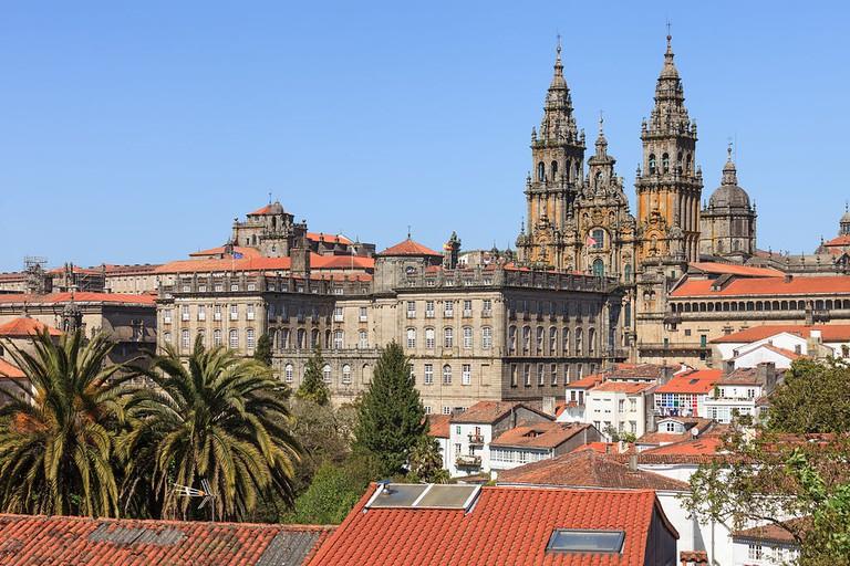 Santiago de Compostela, Spain | Luis Miguel Bugallo Sánchez / Wikimedia Commons