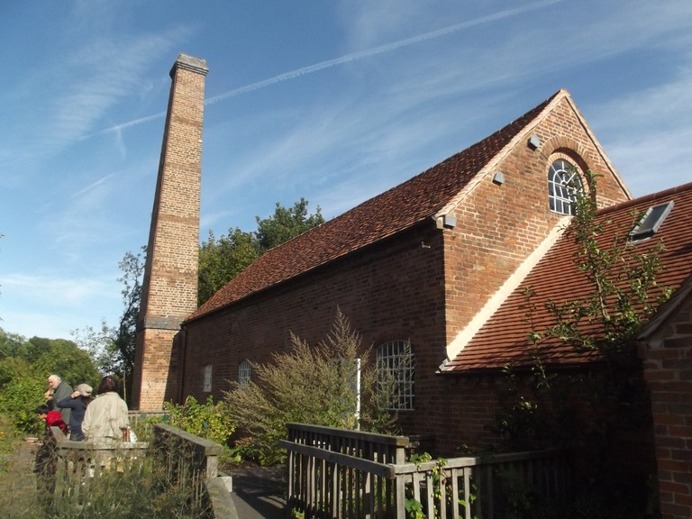 Sarehole Mill, Birmingham | © Elliott Brown Flickr