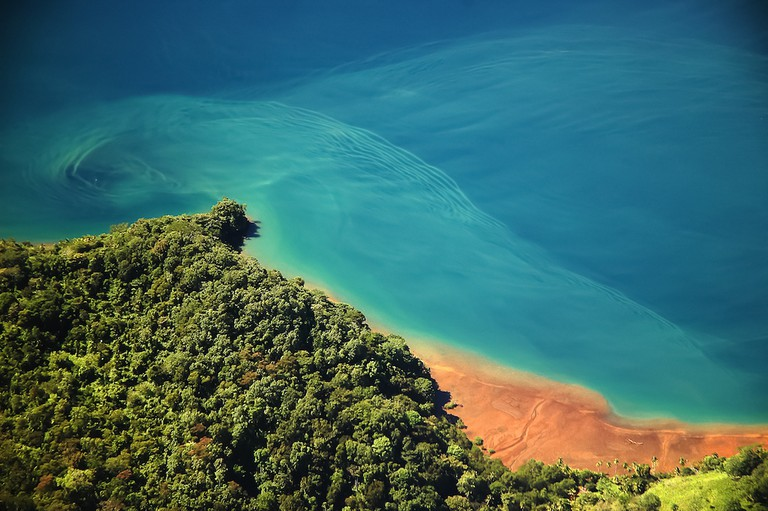 The colors of Costa Rica