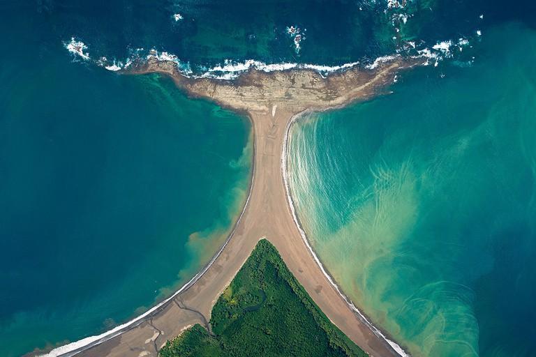 Whale's Tail Beach (Playa Uvita)