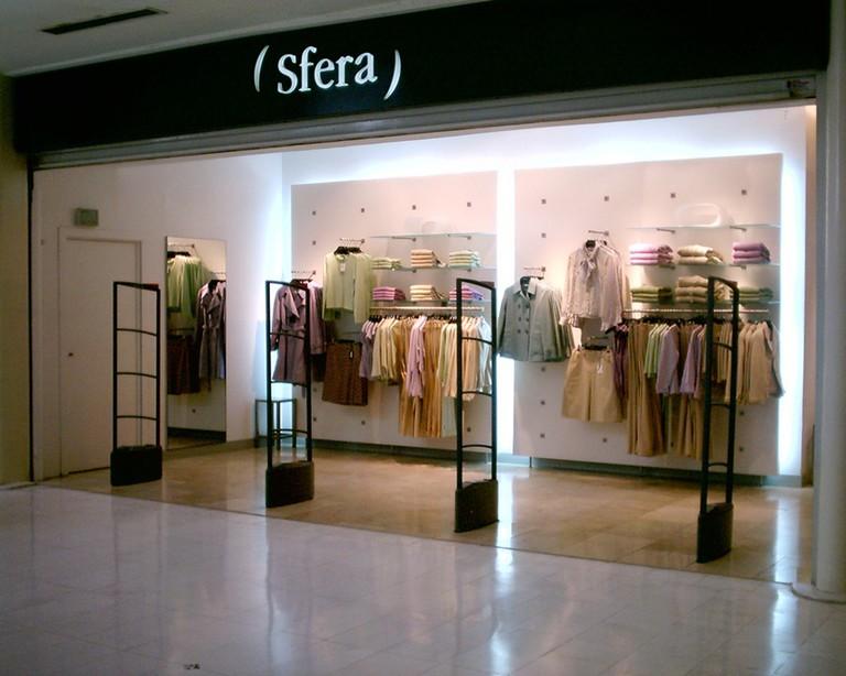 Sfera, a brand owned by El Corte Inglés