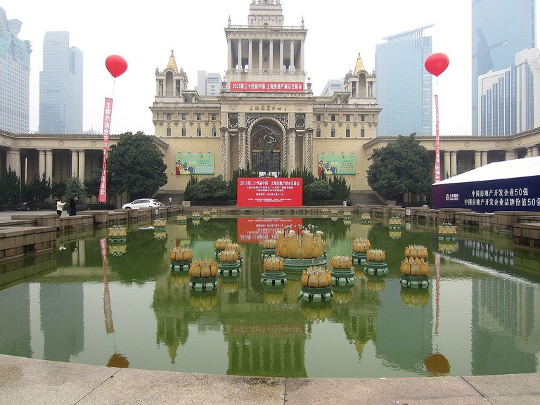 Shanghai venue for an expensive wedding