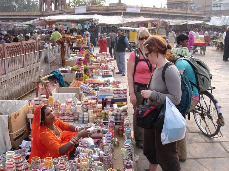 Bargaining while shopping