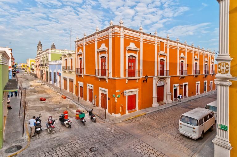 Vibrant Campeche, Mexico