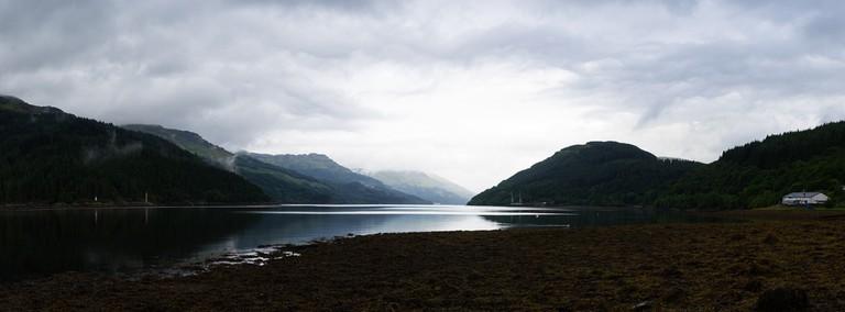 Gare Loch, Scotland, UK   © Leoniek van der Vliet/Shutterstock