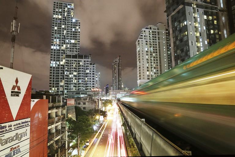 Skytrain, Thailand