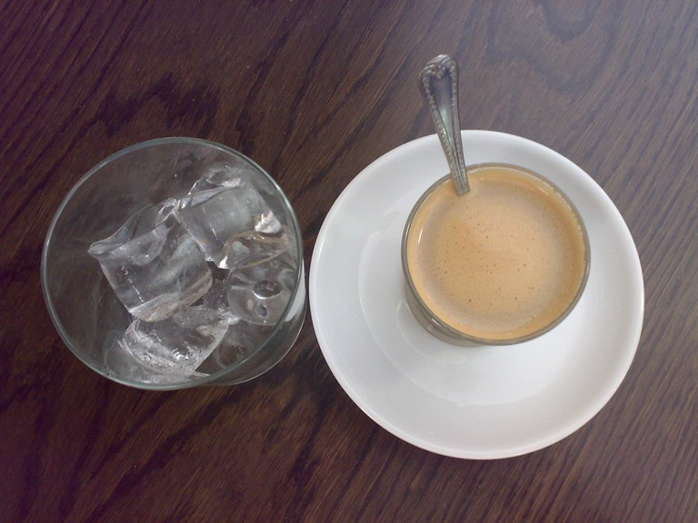 Spanish ice coffee | ©txenoo / Flickr