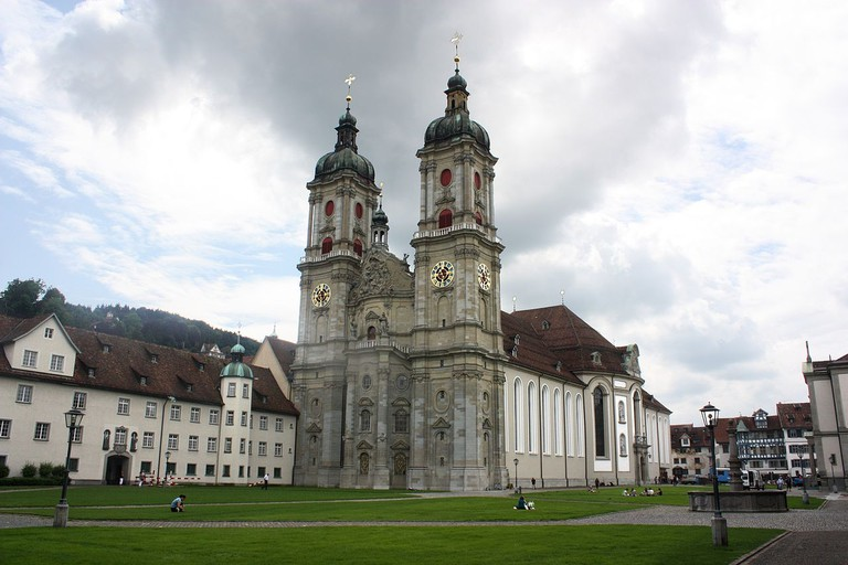 The Abbey of St Gall