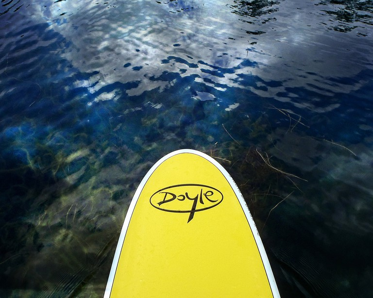 Stand-Up Paddle-Board │