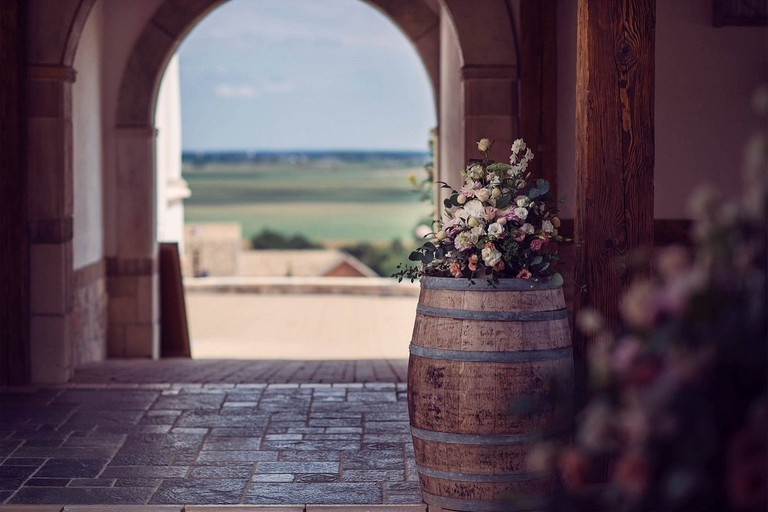 Takler winery in Hungary