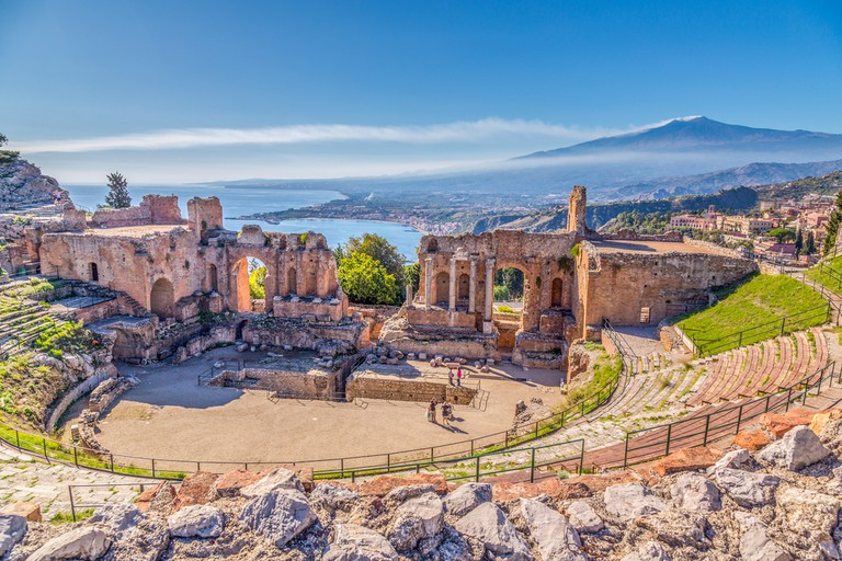 Head to Italy to enjoy music in these stunning surroundings