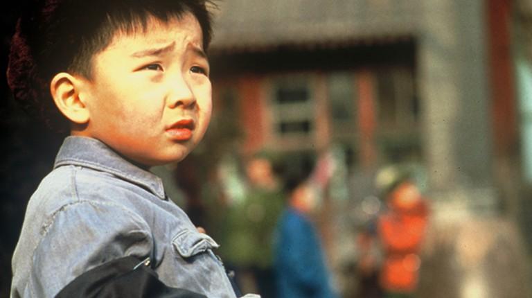 The Blue Kite (1993) I