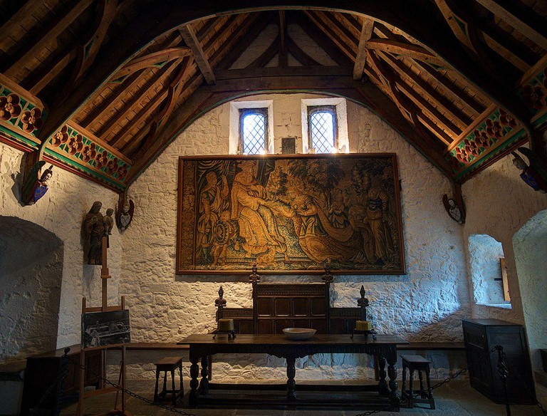 The Hall of the Vicars Choral, the Rock of Cashel | © Rob Hurson/WikiCommons