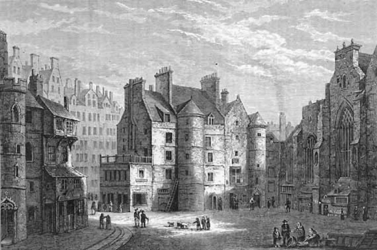 The Old Tolbooth | © WikiCommons