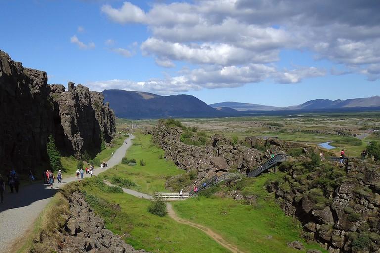 Þingvellir   © Aapo Haapanen/Flickr