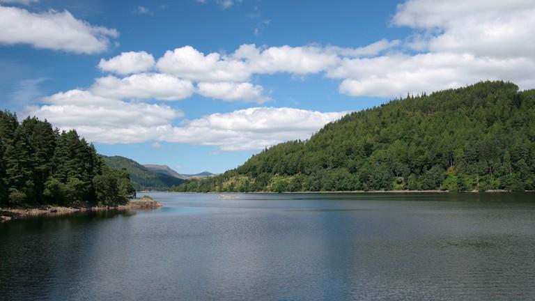 Thirlmere in Cumbria   © Jorge Franganillo/Wikimedia