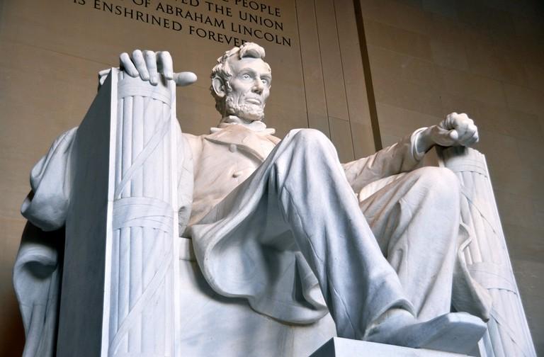 Lincoln Memorial © Kevin Burkett / Flickr