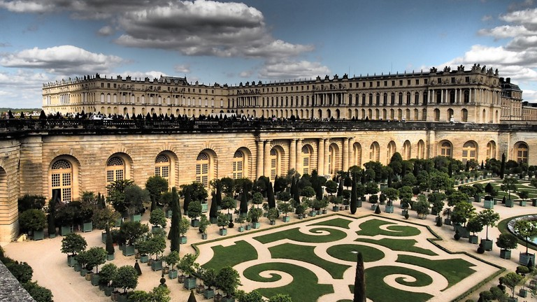Versailles │© ahundt / Pixabay