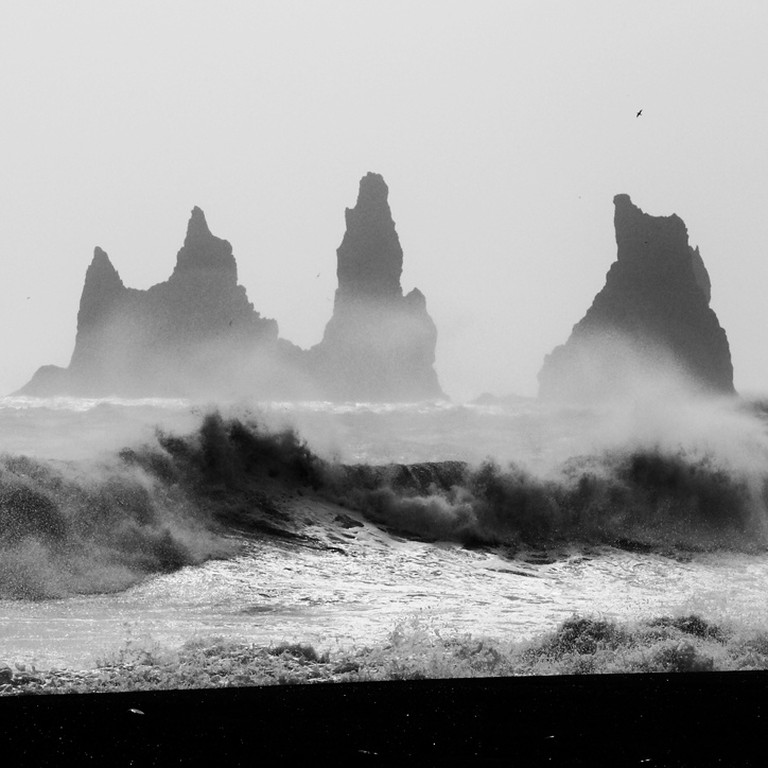 Vik, Iceland   © Massimo Margagnoni/Flickr