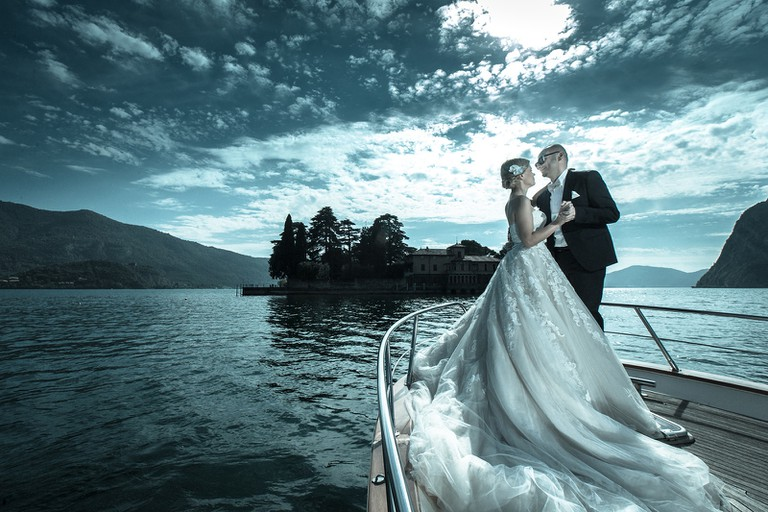 Vlady Balevski is known for his imaginative wedding photography