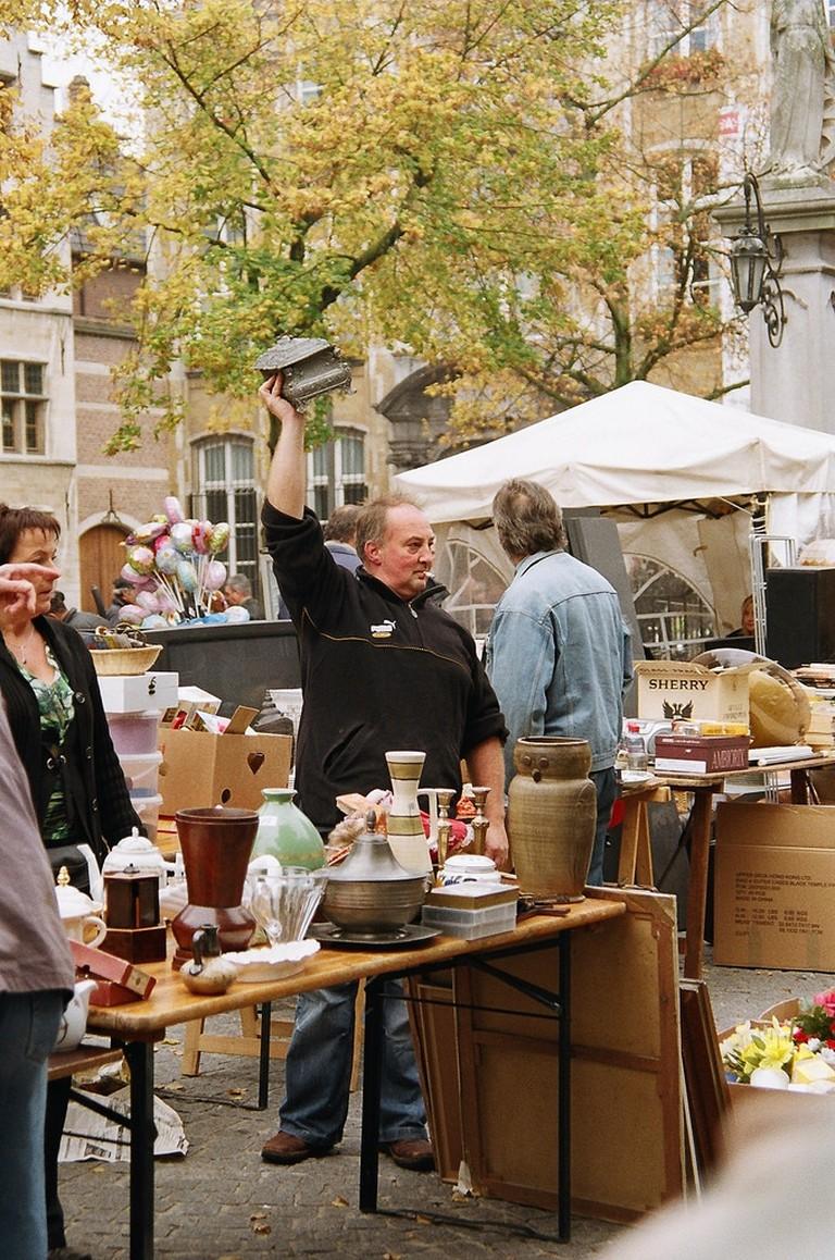 Vrijdagmarkt   © stephane333 / Flickr