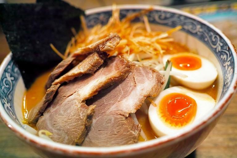 Authentic Japanese food | Pixabay
