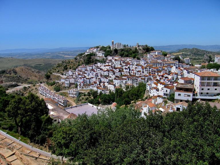 "Casares, one of Malaga's most beautiful ""White villages""; Bilderandi, pixabay"