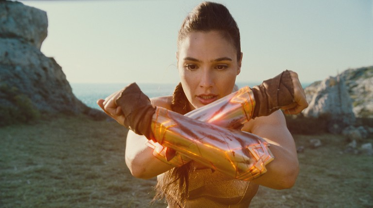 The magical side of Wonder Woman