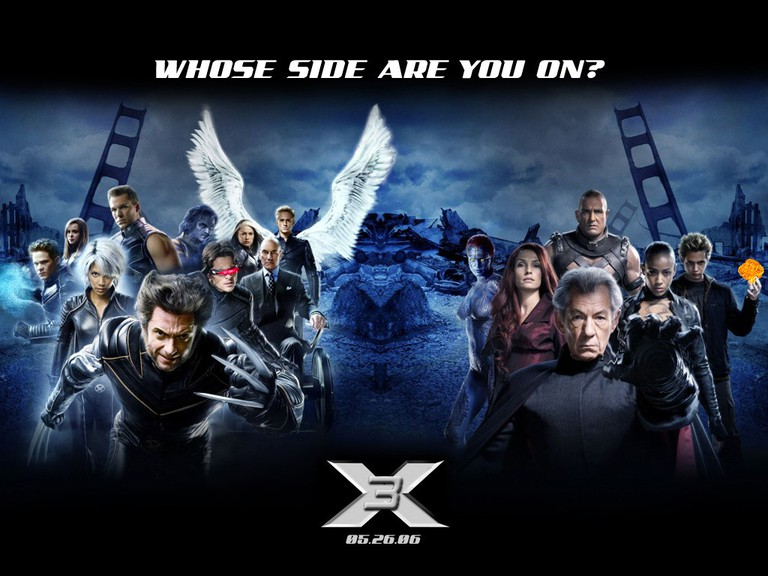 'X-Men: The Last Stand'