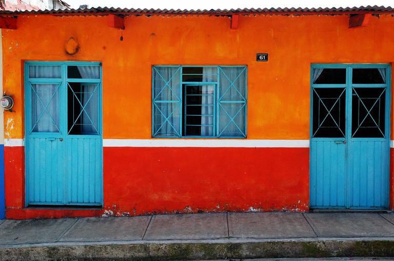 House in Xalapa, Veracruz