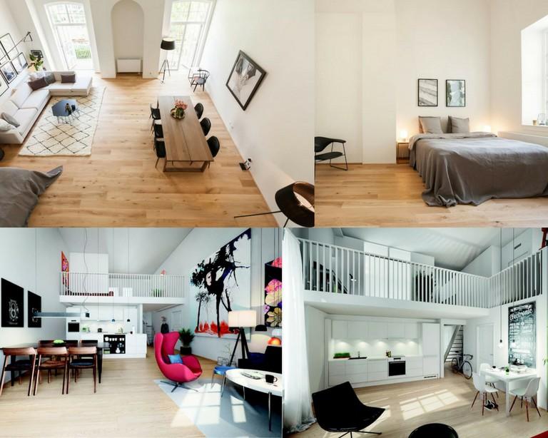 Heavenly Duplex Apartment