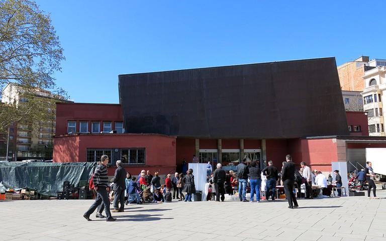 Mercat del Lleó, Girona | ©Enfo / Wikimedia Commons