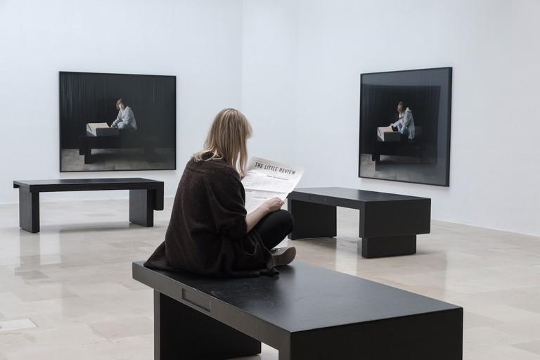 Little Review Exhibition at the Polish Pavilion