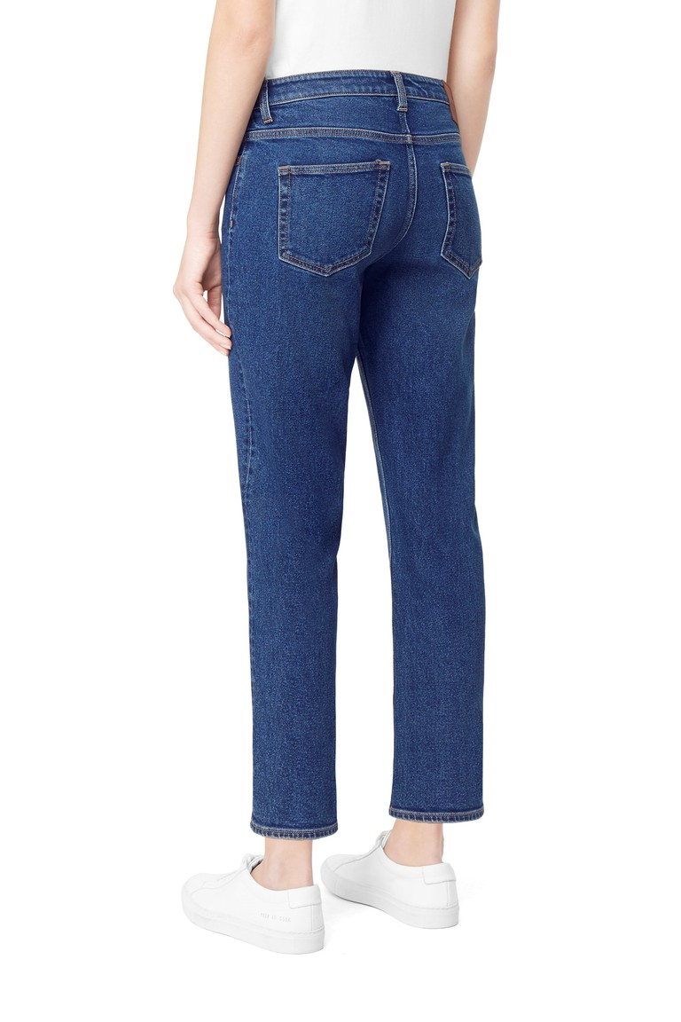 Weekday Ami blue jeans, £40