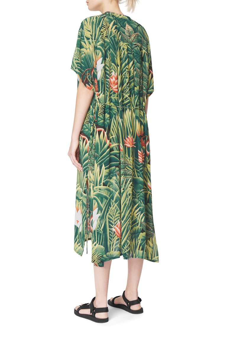 Weekday peyton dress, £55