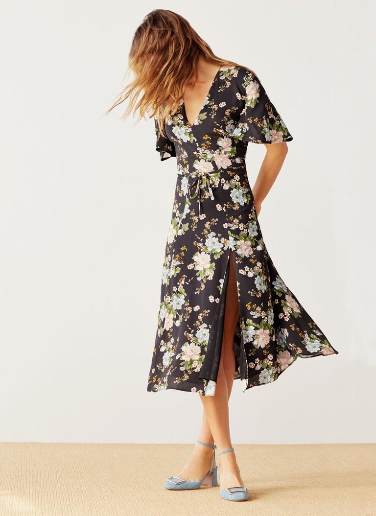 Uterqüe dress, £175