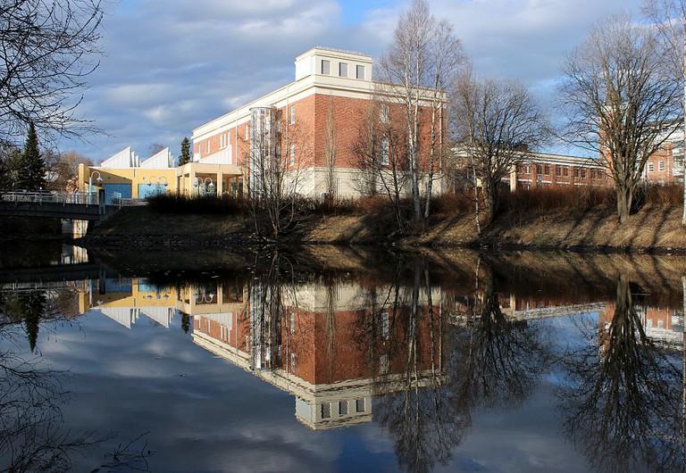 Oulu Museum of Art/ Wikicommons