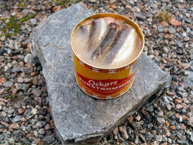 Swedish hangover cures