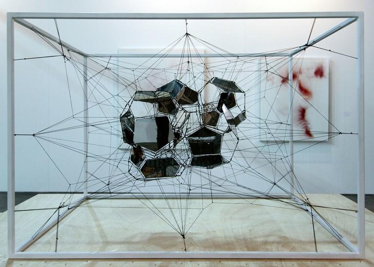 An installation by Tomás Saraceno