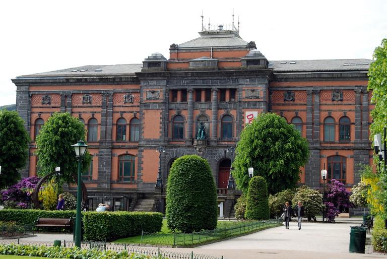 The Vestlandske kunstindustrimuseum, now KODE 1