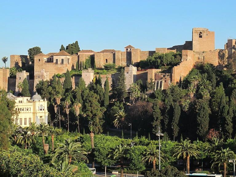 Málaga's Alcazaba citadel provided its Moorish occupants with superb defences I