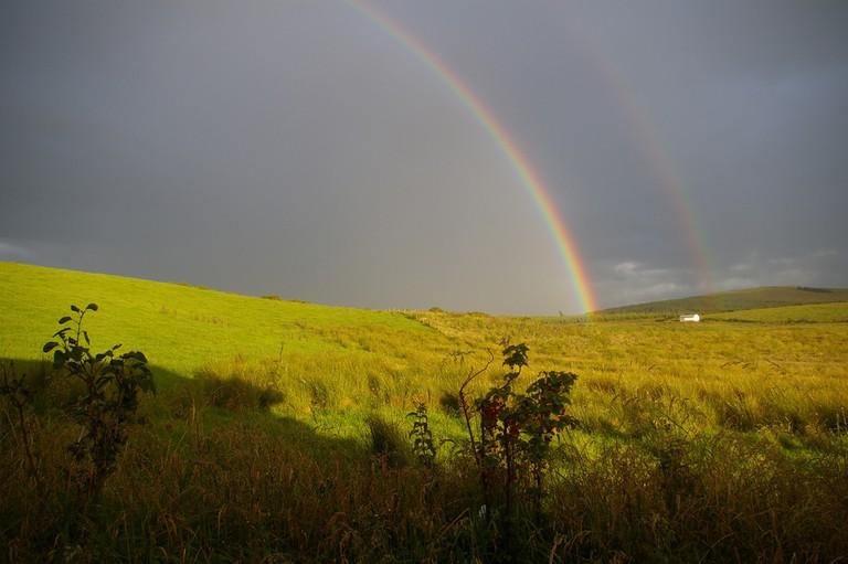 13 things tourists should never do in ireland double irish rainbow irish firesideflickr m4hsunfo